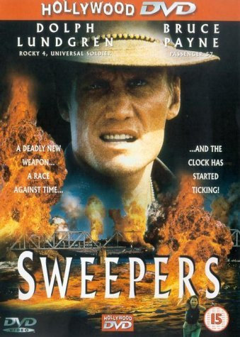 Sweepers [DVD] by Dolph Lundgren