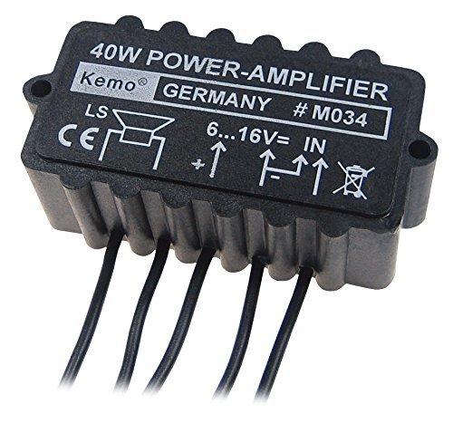 Kemo Verstärker 40 W, universal M034