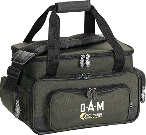 DAM Compact Forellentasche inklusive 3 BoxenMaße 45x30x25cm