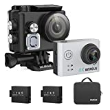 WiMiUS L2 4K Actioncam WIFI Action Cam HD 1080P Unterwasserkamera 12MP Sport Action Camera Kamera...