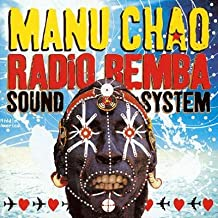 """radio bemba sound system"" (CD) manu chao"