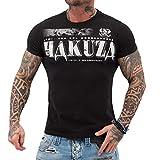 Yakuza Original Herren OK! T-Shirt Schwarz- L