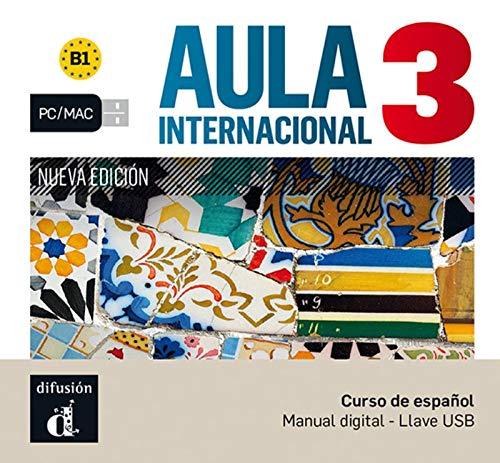 Aula Internacional - Nueva edicion: Llave USB 3 (B1)