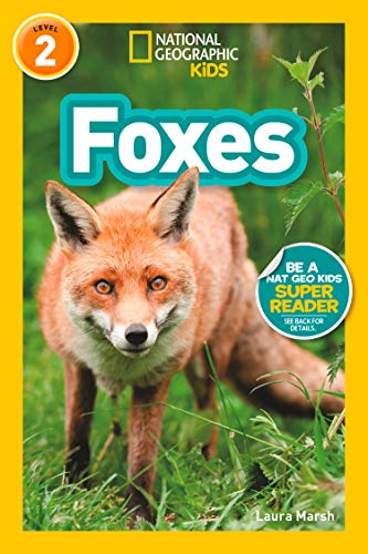 Foxes (L2) (National Geographic Readers) (English Edition)