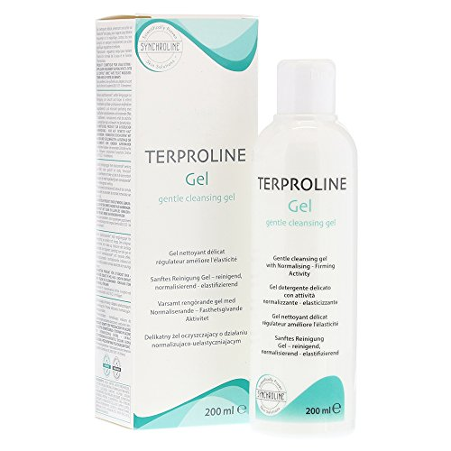 Preisvergleich Produktbild SYNCHROLINE Terproline gentle cleansing Gel 200 Milliliter