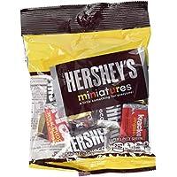 Hershey's Schokolade Miniatures 5.3 oz, 2er Pack (2 x 16 g)