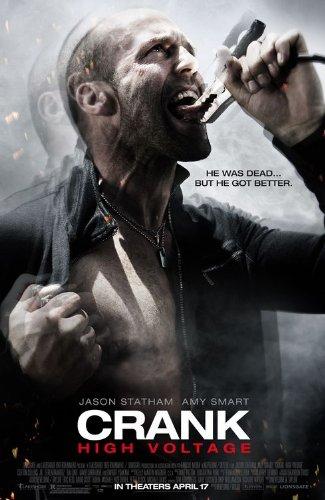 Crank 2: High Voltage (Jason Statham) Original Filmplakat - Beidseitige Reg Original-Kinoplakat Poster (69Cm X 102Cm) (Kino-erinnerungsstücke)