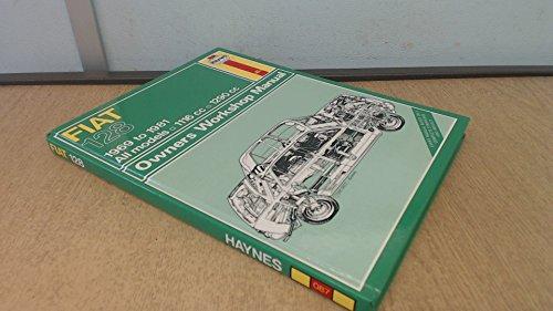 Fiat 128 1961-81 Owner's Workshop Manual por J. H. Haynes