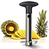 Looksgud Stainless Steel Pineapple Cutter and Fruit Peeler Stainless Steel Pineapple Cutter  