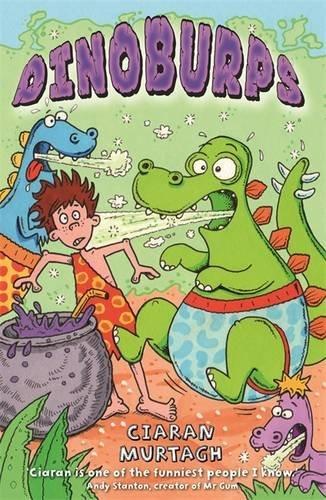 Dinoburps (The Dino Books) by Ciaran Murtagh (2010-06-01)