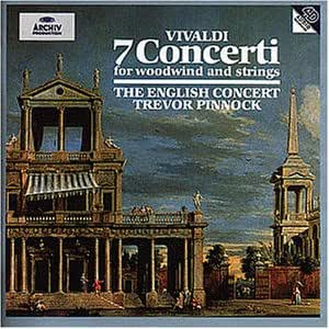 Concerti für Bläser und Streicher