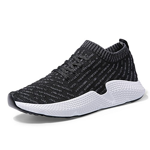 Fexkean Mixte Adulte Chaussures Sneakers Multisports Outdoor Casual Hommes Femme