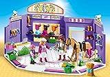 Playmobil - Jeu de Construction - Boutique d'équitation - 9401 - City Life