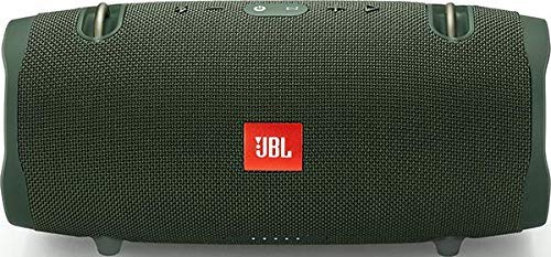JBL Xtreme 2 Bluetooth Speaker with Rechargeable Battery– Waterproof – Carry Strap included – Green