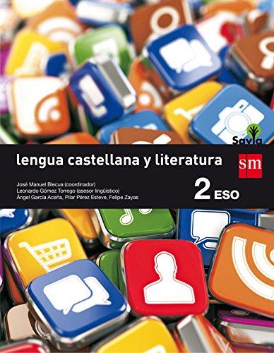 Lengua castellana y literatura. 2 ESO. Savia - 9788467586794 por Pilar Esteve