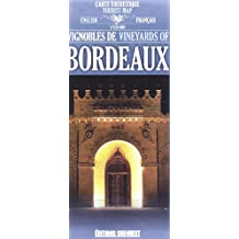 Vignobles de-Vineyards of-Bordeaux 1/250.000