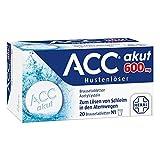 ACC akut 600 mg Hustenlöser, 20 St. Brausetabletten