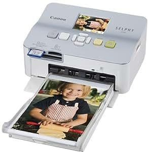 Canon Selphy CP-780 Fotodrucker silber