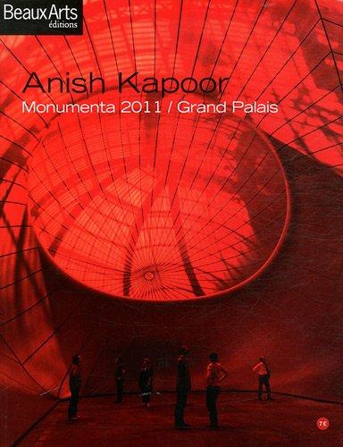 Anish Kapoor : Monumenta 2011 / Grand Palais