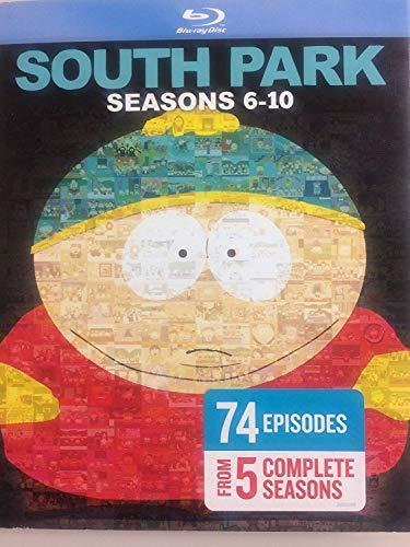South Park Sammelbox Set mit Sammler Edition