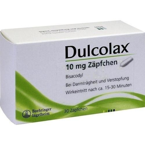 DULCOLAX 30St Suppositorien PZN:6439205