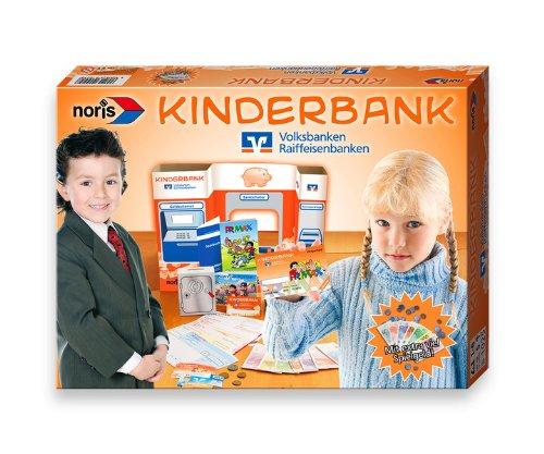 Noris Spiele 606311025 -  Raiffeisen Kinderbank, Kinderspiel
