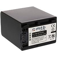 Batería NP-FV100 para Sony HDR-CX180, CX190, CX200, CX210, CX300, DR-CX305, CX350... (ver descripción)