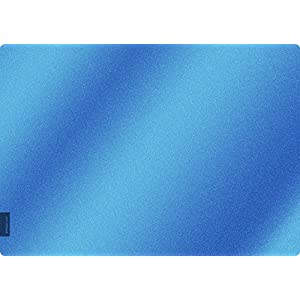 Speedlink reflektierendes Mauspad – ICECAP Mousepad (Besonders glatte Struktur für sanftes, lautloses Gleiten – Antistatische Wirkung – Absolut rutschfeste Unterseite) PC / Computer Maße: 29 x 21 x 0,15 cm silber
