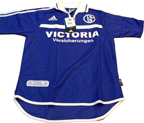 Trikot Schalke 04 Home 2001/2002 (140)