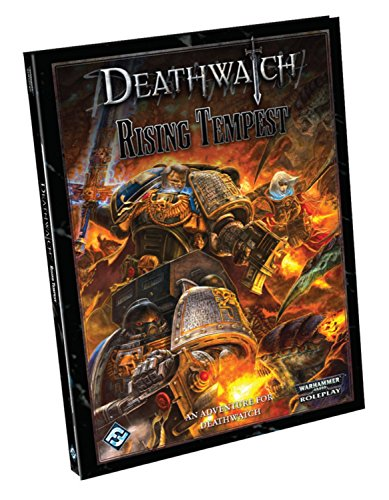 Deathwatch: The Jericho Reach (Warhammer 40,000 Roleplay) by Fantasy Flight Games (12-Mar-2012) Hardcover