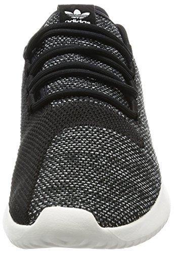 adidas Tubular Shadow Knit, Sneaker Basses Homme Noir (Core Black/utility Black/vintage White)