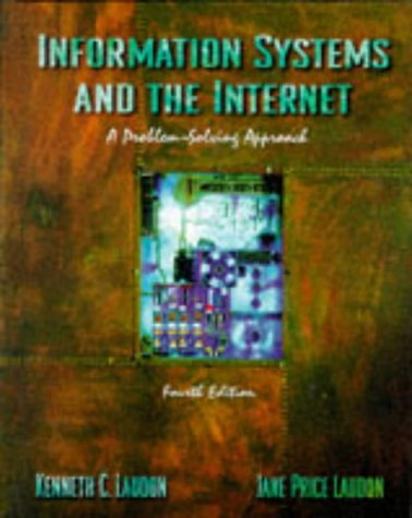 Information Systems and the Internet (Dryden Press Series in Information Systems)