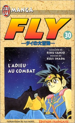 Fly, tome 30 : L'Adieu au combat
