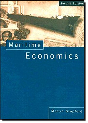 Maritime Economics: Second Edition