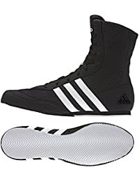 buy online fcf77 a84d8 adidas Mens Hog 2 Boxing Shoes Black