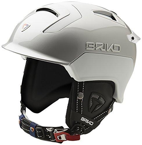 Briko SH0003 MONGIBELLO G003 SILVER ST-WHITE