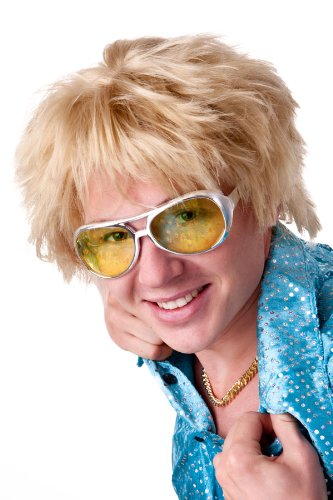 rücke kurz blond ()