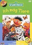 Sesamstraße - Ich mag Tiere (Lieder und Geschichten)