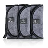 Make-Up Remover Cloth (3 pack) - Premium Microfibre - Best Reviews Guide