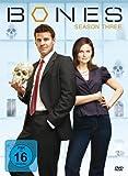 Bones - Season Three [Alemania] [DVD]