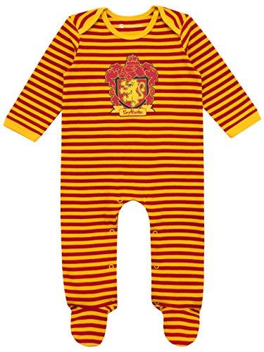 Harry Potter - Pijama Entera Babero Niños Bebés