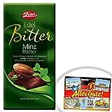 Zetti Edel Bitter Minzblätter   nostalgische DDR Kultprodukte   DDR Produkte