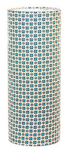 Ma Gartenhaus Stadt LP Marcel Lampe Stellen Glas mehrfarbig, Glas, mehrfarbig