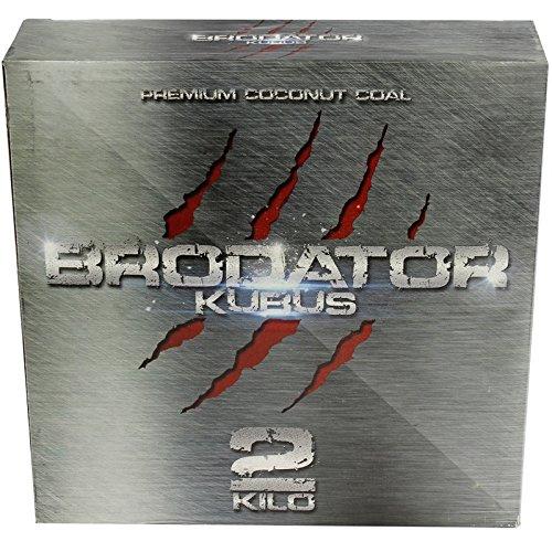 Brodator Kohle 2Kg Naturkohle