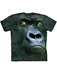 The Mountain - Silverback Jeunesse Portrait T-Shirt -