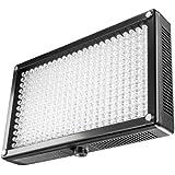 Lampe vidéo walimex pro LED bicolore avec 312 LED