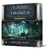 Fantasy Flight Games- Juego de Tronos lcg: Lobos del Norte - español, (EDGGT08)