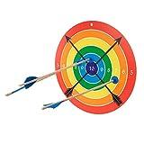 Spielzeugmanufaktur Vah Kids' 732 Target Crossbow, Multi-Colour, 41 cm