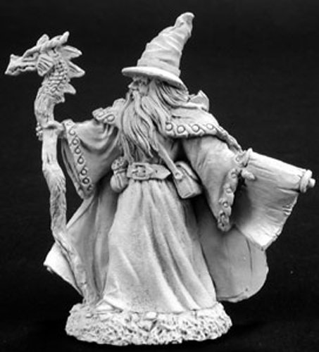 Preisvergleich Produktbild Reaper Miniatures 2771 Lorus Hightower, Wizard by Reaper