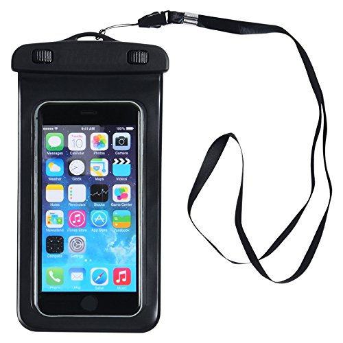 Wasserdichte Handyhülle von Danura für iPhone 6 Wasserfestes, Staubfestes und Schneefestes Case Neueste Generation Outdoor Handy Case Die Schutzhülle für Outdoor Aktivitäten